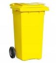Plastová popelnice